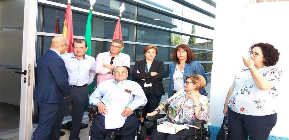 Inauguración de FISIOMER. El primer centro de fisioterapia en el medio rural de Andalucía