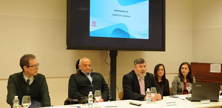 Se clausura la Primera Edición del Programa de Orientación e Inserción Laboral de ASPAYM Andalucía